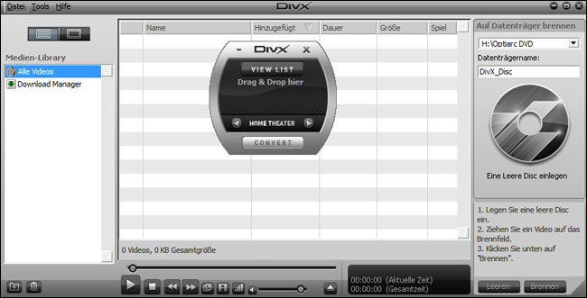 DivX 7 (Windows)