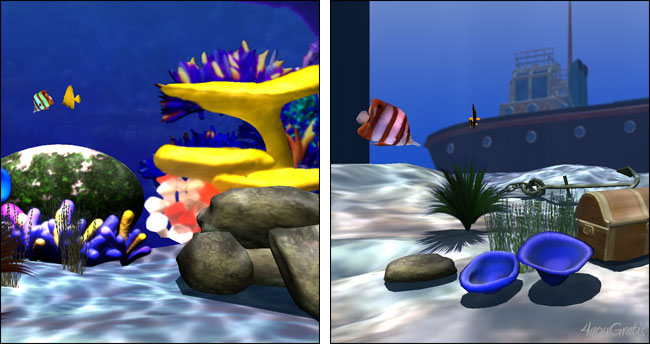 Aquatica 3D