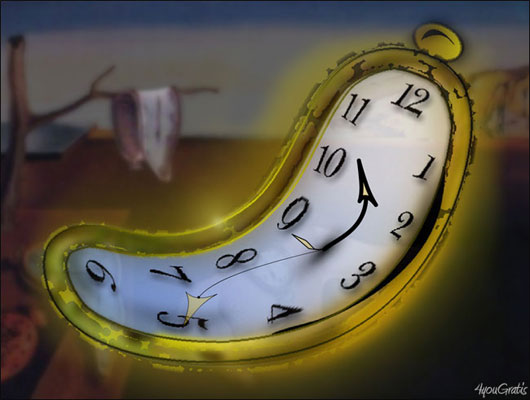 Satovi  Dali-Clock