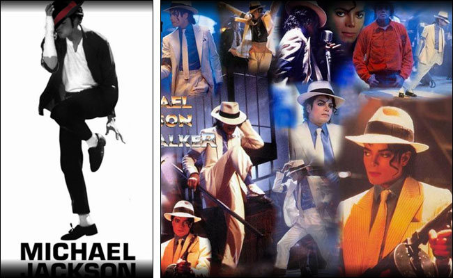 Screensaver Michael Jackson Tribute