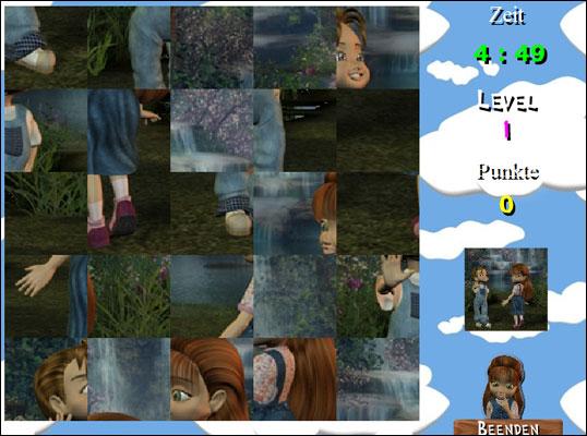 Screenshot Abramania Kids Puzzle