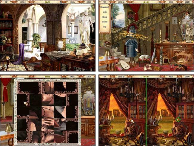 Screenshot Great Secters Da Vinci
